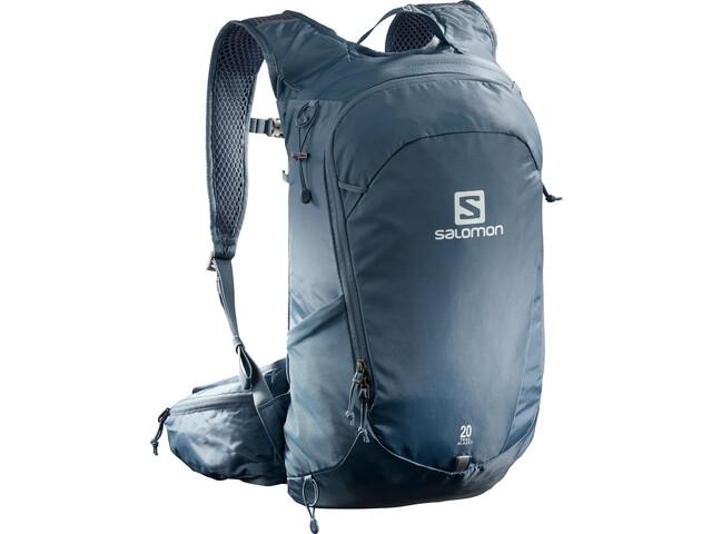 Salomon Trailblazer 20 Mochila, copen blue